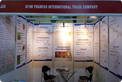 Company profile_Yuanfar Chemicals